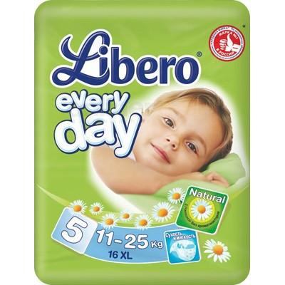 3ddf79609b55 Подгузники Libero Everyday XL 5 (38 шт), купить в Минске в интернет ...